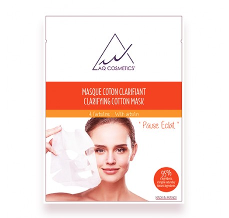 Sebo-Normalizing Cotton Mask