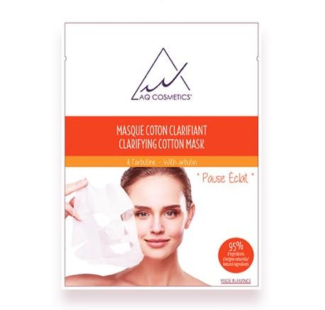Masque Coton Clarifiant | AQ Cosmetics