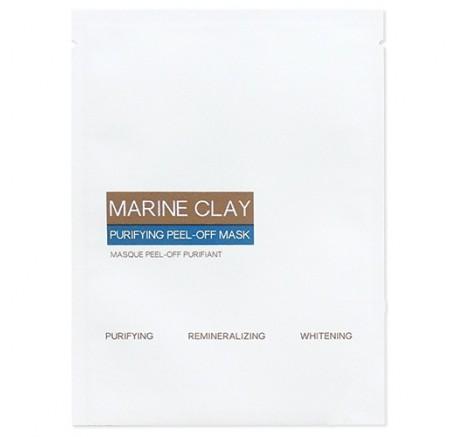 Masque Peel-Off Purifiant à l'Argile Marine